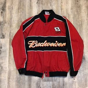 Budweiser Dale Earnhardt Jr jacket